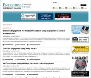 EEA - The Blog